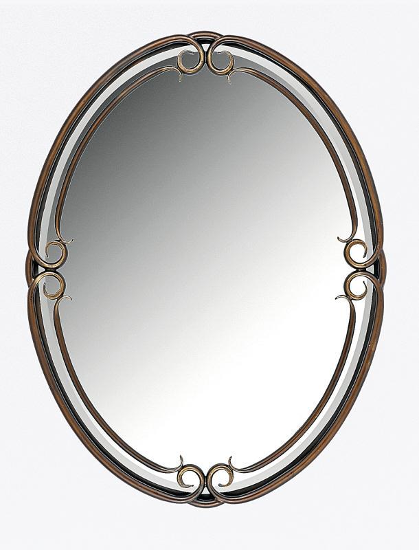 Bathroom Mirrors Newmarket duchess mirror : dh44030pn | living lighting newmarket