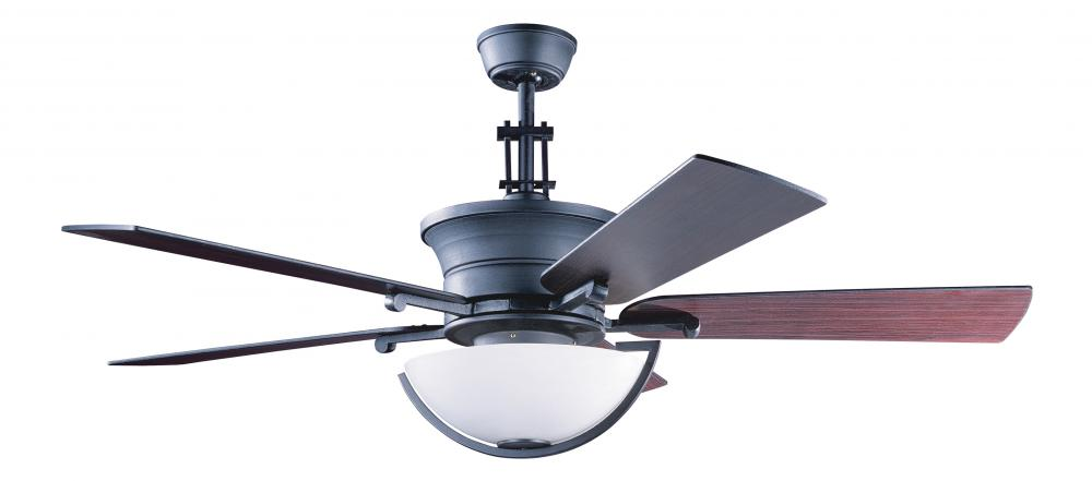 Four light wrought iron ceiling fan ac14752 wri living four light wrought iron ceiling fan aloadofball Image collections